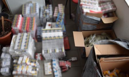 Τρίπολη: Συνέλαβαν 28χρονο με 2.483 πακέτα λαθραία τσιγάρα!