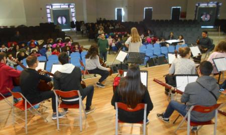 Εκπαιδευτήρια Μπουγά: Τα προνήπια στο Μουσικό Σχολείο Καλαμάτας