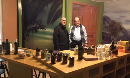 Συνεργασία της Ένωσης Ξενοδόχων Μεσσηνίας με τον Δήμο Καλαμάτας