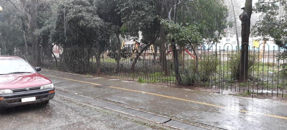 """""""Λίφτινγκ"""" στο Δημοτικό Πάρκο Σιδηροδρόμων"""