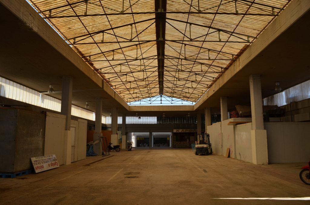 Σχεδιασμοί για 24ωρη λειτουργία της Κεντρικής Αγοράς με καταστήματα εστίασης και αναψυχής