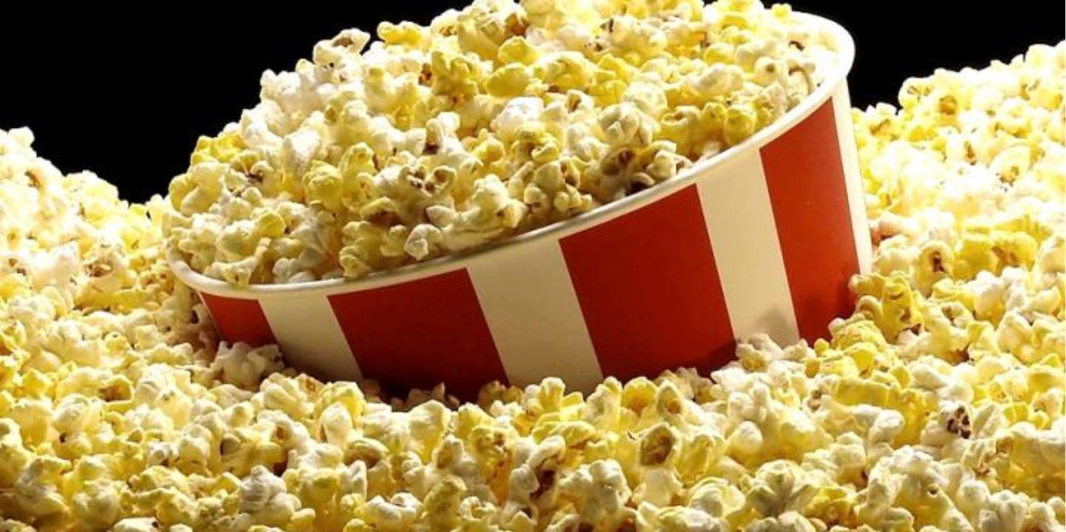 Τι είναι η κίτρινη ουσία που έχουν τα ποπ κορν του σινεμά;