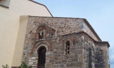 Οι δυο ναοί του Αγίου Χαραλάμπους της Καλαμάτας