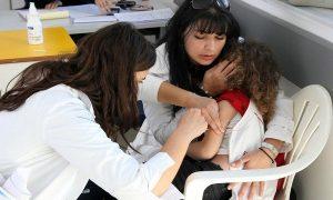 Τέλος η διενέργεια του Mantoux στα παιδιά