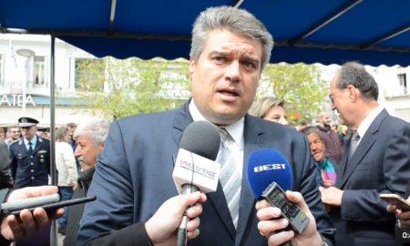 """Xρυσομάλλης: """"Η σκέψη όλων μας είναι στους δυο φυλακισμένους Έλληνες Αξιωματικούς"""""""