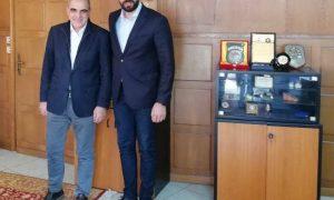 Κωνσταντινέας: Θετικές εξελίξεις για το Κέντρο Πολιτικής Προστασίας στο Στρατόπεδο Καλαμάτας