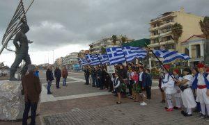 Από το λιμάνι ξεκίνησαν οι εορταστικές εκδηλώσεις