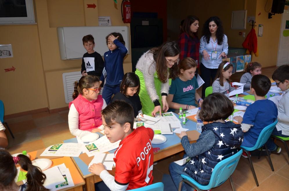 """Εκπ.Μπουγά: Ενθουσίασαν τα παιδιά οι φετινές """"Βιβλιοδρομίες 2018"""""""