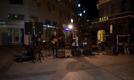 Μουσική διαμαρτυρία από τους εκπαιδευτικούς της Πρωτοβάθμιας