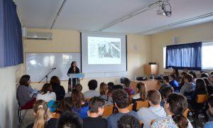 Η Αγγελική Δαρλάση συνάντησε τους …μικρούς αναγνώστες στα Εκπ. Μπουγά