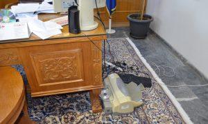 Έφοδος Αστυνομίας και Εισαγγελέα στα γραφεία της Περιφέρειας!- Καταγγελία Αλειφέρη για παράνομες συνακροάσεις των συνομιλιών της!