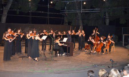 Mozartissimo: Συναυλία-αφιέρωμα στον Mozart από το σύνολο εγχόρδων Fle[x]