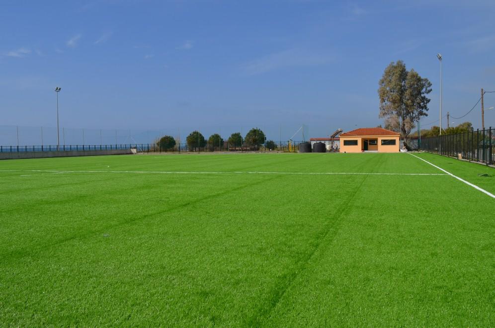 Γήπεδο πρώην Σφαγείων: 16 Απριλίου εγκαίνια και επίσημη παράδοση