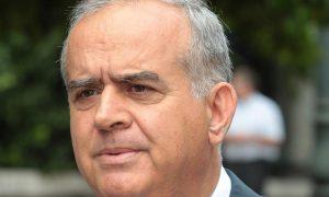 """Λαμπρόπουλος: """"Κατώτεροι των περιστάσεων αυτοί που σήμερα κυβερνούν"""""""