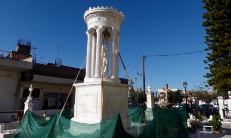 """""""Τα Γλυπτά Μνημεία του Κοιμητηρίου Καλαμάτας αφηγούνται την ιστορία τους 1870-1940"""""""