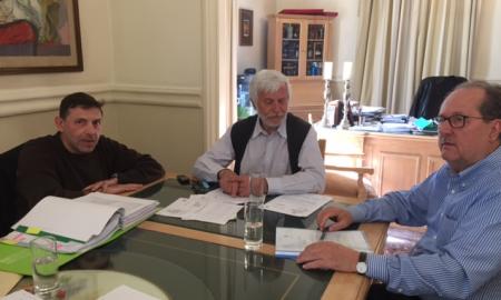 Συνάντηση Νίκα-Τατούλη στην Τρίπολη: Ποια θέματα συζητήθηκαν