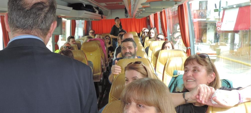 Αναχώρησε η αποστολή του Δήμου Καλαμάτας για τη Νίσυρο