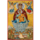 Το απόγευμα η υποδοχή και λιτάνευση της εικόνας της Παναγίας της Πεταλιδιώτισσας