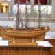 Σήμερα τα εγκαίνια της έκθεσης ομοιωμάτων πλοίων ελληνικής παραδοσιακής ναυπηγικής στο Μέγαρο Χορού