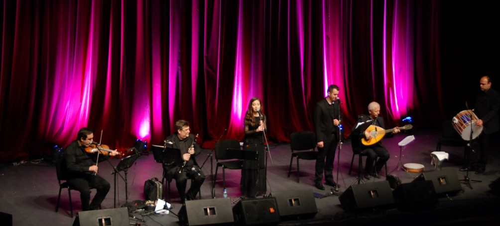 Καταχειροκροτήθηκε η επετειακή συναυλία με την Αρετή Κετιμέ