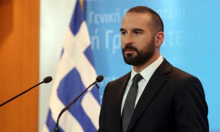 """Τζανακόπουλος: """"ΝΔ και Αντώνης Σαμαράς να απαντήσουν στα νέα στοιχεία για την υπόθεση Novartis"""""""