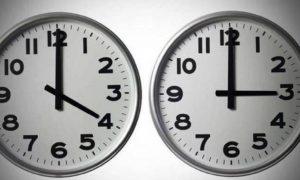 Αλλαγή ώρας 2018: Δείτε πότε αλλάζει η ώρα και θα γυρίσουμε τα ρολόγια μια ώρα μπροστά