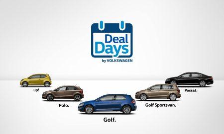 Αποκτήστε αυτοκίνητο VW με όφελος έως 5.950 ευρώ στον Κουτουμάνο!