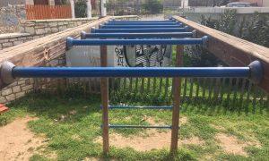 """""""Αυστηρός έλεγχος ασφάλειας και πιστοποίηση σε όλες τις παιδικές χαρές του Δήμου Καλαμάτας"""""""