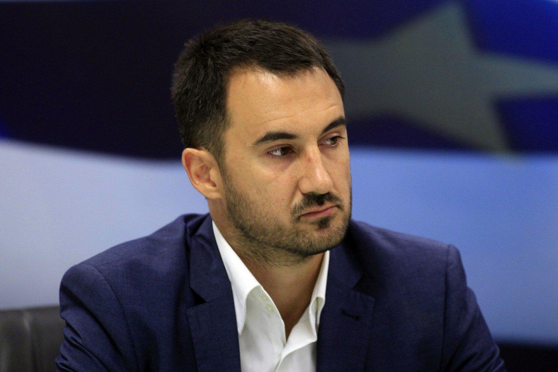Χαρίτσης: Η Ελλάδα σταθερά πρώτη στην αξιοποίηση του Σχεδίου Γιούνκερ