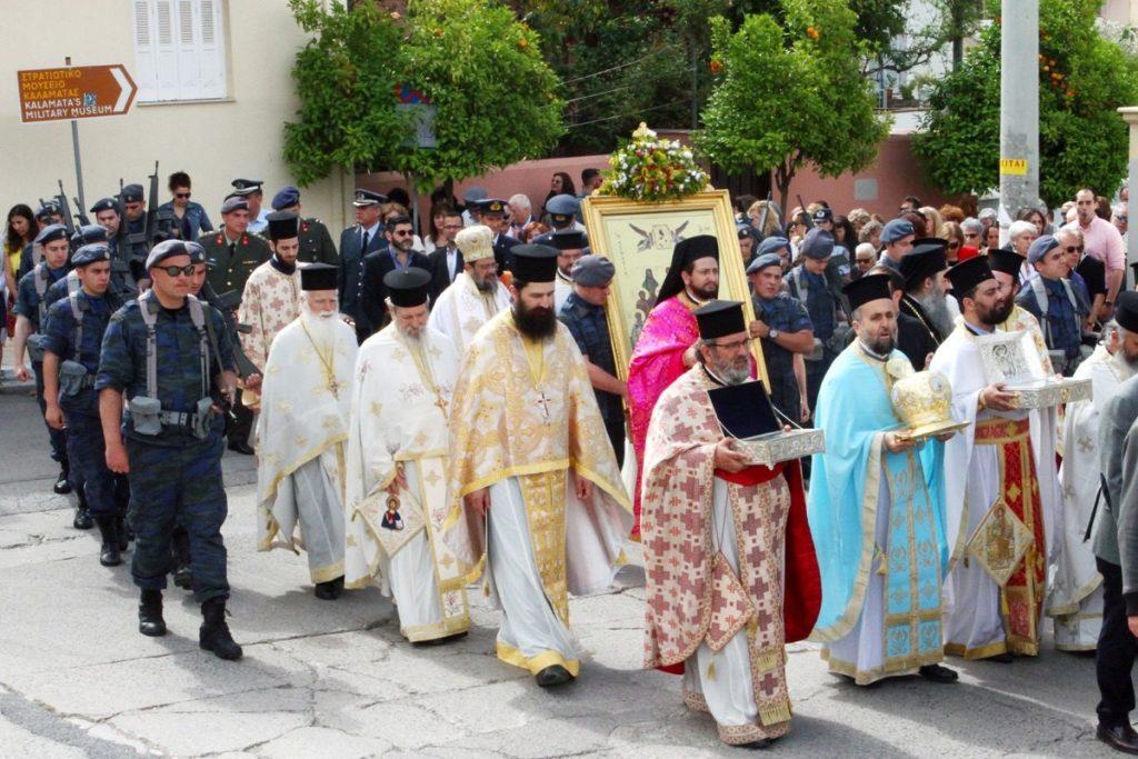 Τους 12 αγίους της θα εορτάσει η Μεσσηνία