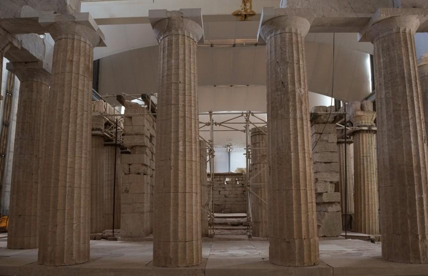 Nαός Επικούριου Απόλλωνα: Για πρώτη φορά στην ιστορία του ολονύχτια παράσταση