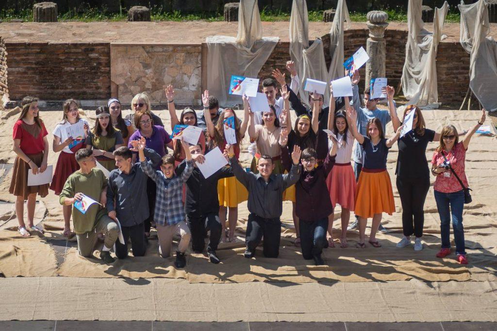 Κορυφώνεται το 7ο Διεθνές Νεανικό Φεστιβάλ Αρχαίου Δράματος, στην Αρχαία Μεσσήνη