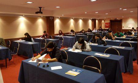 Καλαμάτα: Μεγάλη συμμετοχή μαθητών στην προσομοίωση Πανελλαδικών εξετάσεων