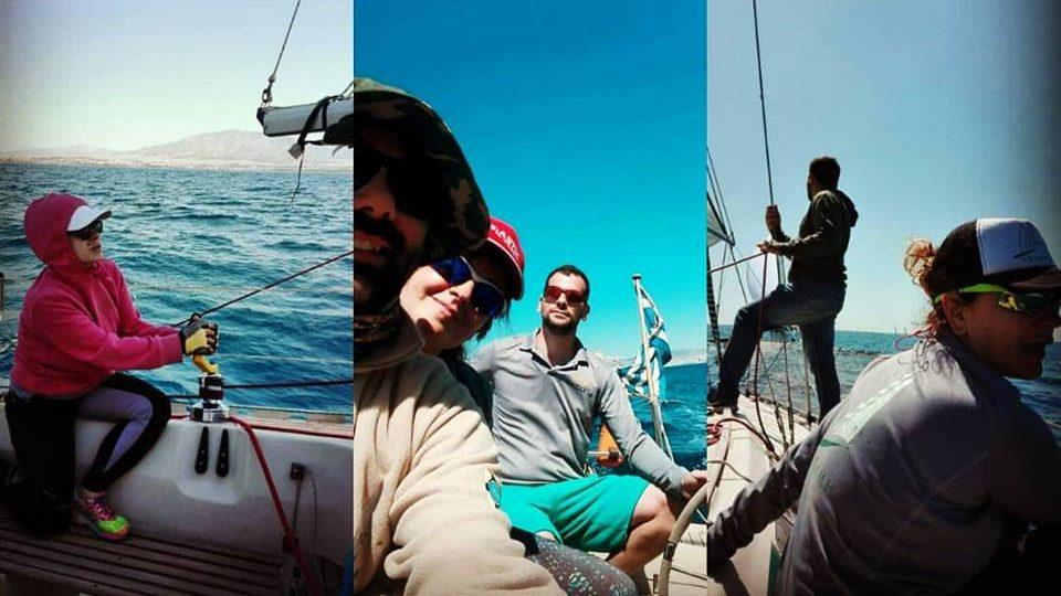 """Tolmi Sailing Team"": Eντυπωσιακή παρουσία και πρωτιά!"
