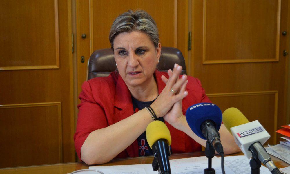 """Τατούλης: """"Η συμπεριφορά της κας Αλειφέρη παρακωλύει το έργο της Περιφέρειας Πελοποννήσου"""""""