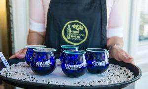 Ολοκληρώθηκε ο διεθνής διαγωνισμός ελαιολάδου «Athena International Olive Oil Competition»