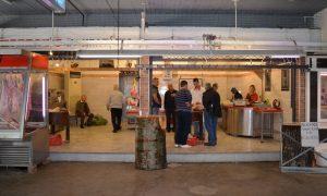 Αυξημένη η κίνηση στα Κρεοπωλεία της Αγοράς Καλαμάτας