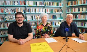 Bookwalk: Τριήμερη γιορτή βιβλίου- Ποια είναι τα 25 σημεία της Καλαμάτας με εκδηλώσεις
