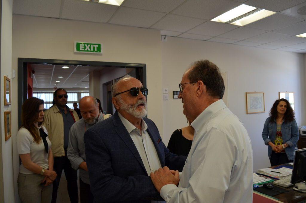Νίκας: Αποδοτική η επίσκεψη Κουρουμπλή – Λύνονται θέματα δεκαετίας