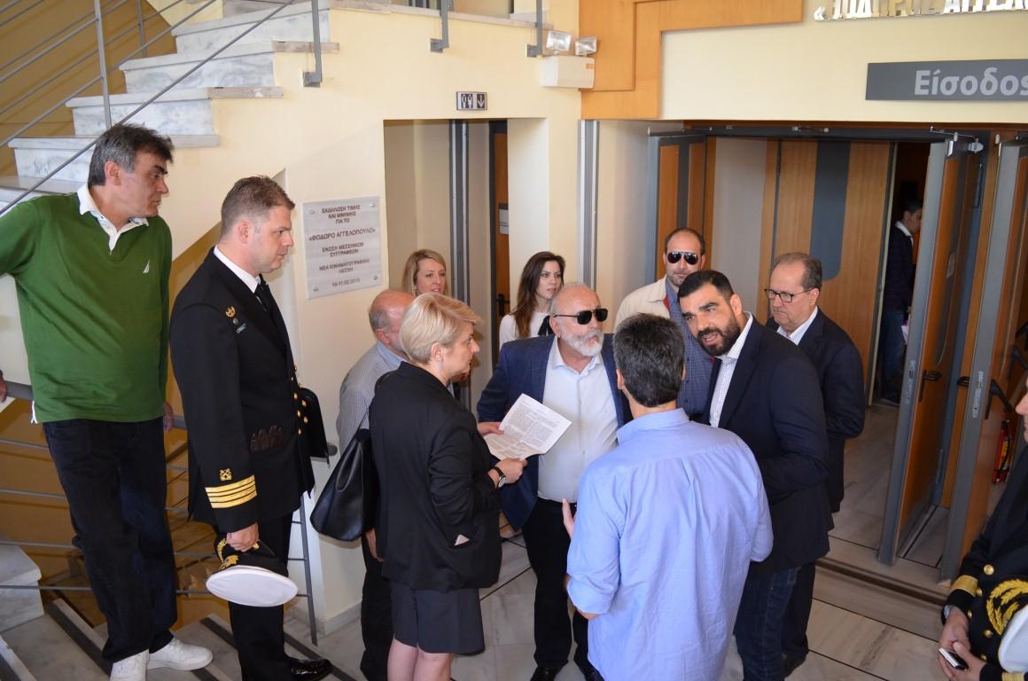 Λογομαχία για τη στέγαση του Λιμεναρχείου Καλαμάτας στο κτήριο των Λιμενεργατών