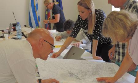 Σήμερα η επίσημη παρουσίαση των σχεδίων ανάπλασης περιοχών της Καλαμάτας από τους αρχιτέκτονες