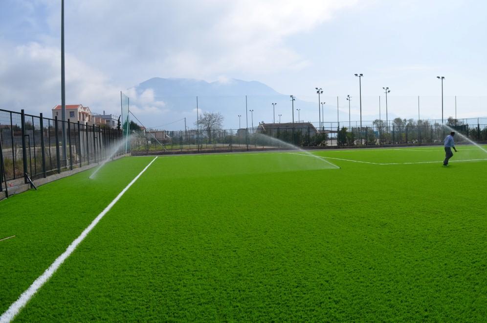 Έτοιμο το γήπεδο της Δυτικής Παραλίας- Εγκαίνια την επόμενη εβδομάδα