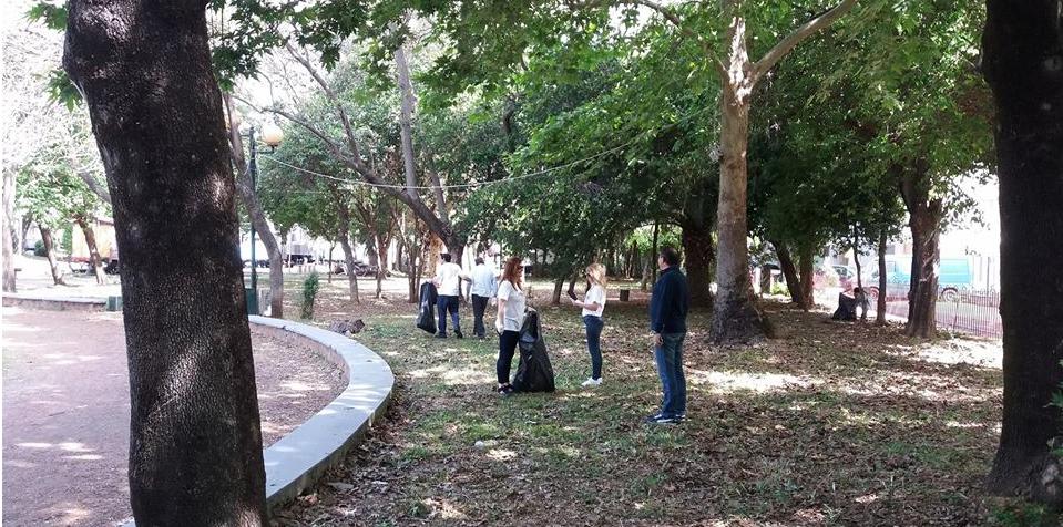Let's do it: Με επιτυχία η εθελοντική δράση καθαρισμού και στην Καλαμάτα