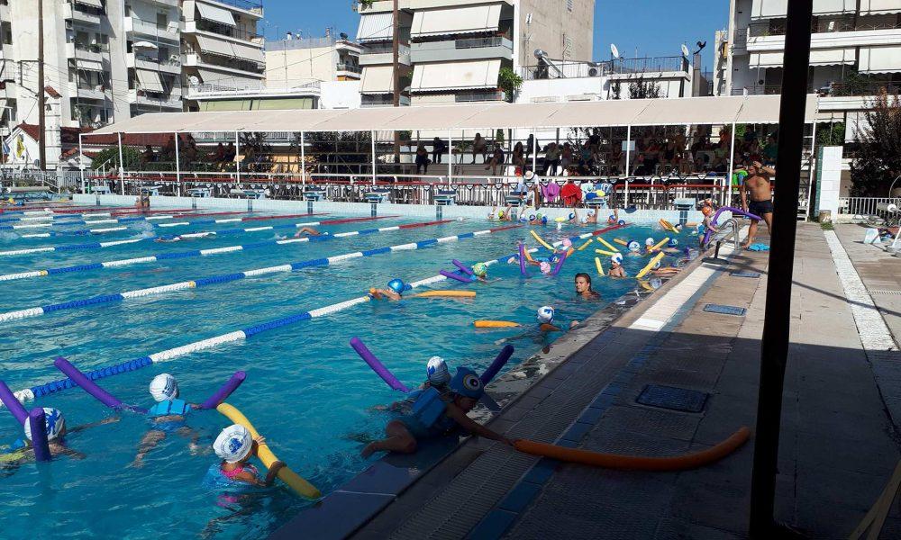 Κολυμβητήριο Καλαμάτας: Ενεργειακή αναβάθμιση σήμερα…Πλατεία στο μέλλον!