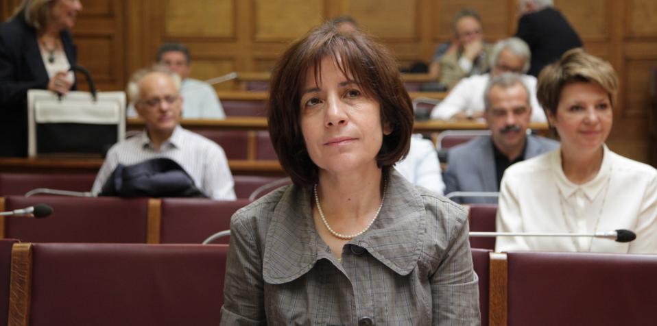 """Κοζομπόλη: """"Η Δικαιοσύνη είναι τώρα απερίσπαστη να διερευνήσει την υπόθεση Novartis"""""""