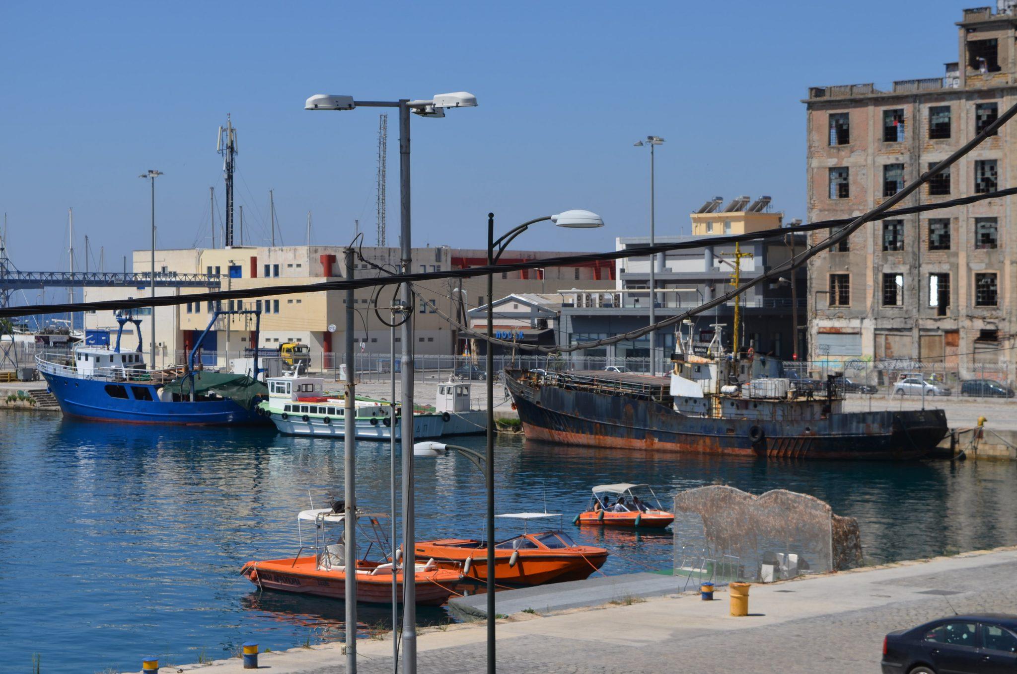 """Κουρουμπλής για λιμάνια: """"Προχωρούμε σε υποπαραχώρηση λιμενικών δραστηριοτήτων- 3,5% των εσόδων στους Δήμους"""