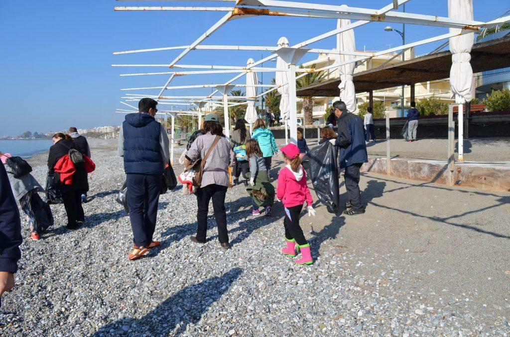 Let's Do It: Ποια είναι τα 18 σημεία του Δήμου Καλαμάτας που θα γίνει σήμερα ο καθαρισμός