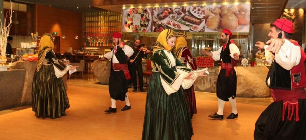Εβδομάδα πολιτισμού και γαστρονομίας Καλαμάτας και Μεσσηνίας στο Πεκίνο