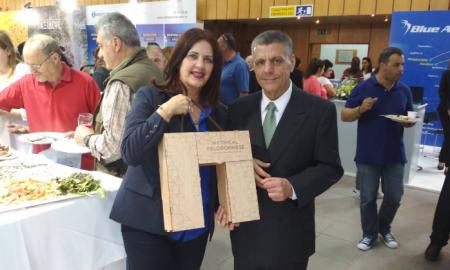 Καθιερώνεται η Πελοπόννησος ως προορισμός στην αγορά της Κύπρου