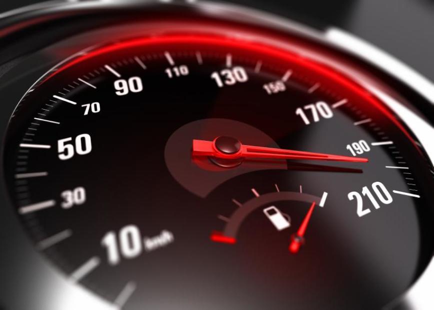 4.282 παραβάσεις τη Μ.Εβδομάδα για υπερβολική ταχύτητα
